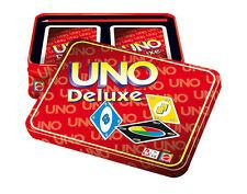 Mattel K0888- UNO Deluxe Kartenspiel