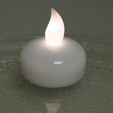 Set of 24 Floating LED Candles with Water Activated Flickering Lights