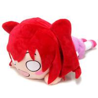 Love Live Sunshine Kuttari Nesoberi 16'' Jumbo Plush Doll ~ Kurosawa Ruby SG5730