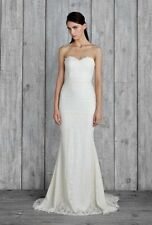 "Nicole Miller Bridal ""Mariana"" ID10002  sz 10 Mermaid Lace wedding mermaid gown"
