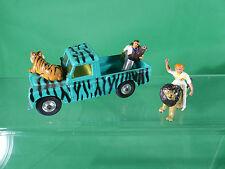 vintage Corgi Toys Daktari Gift Set No.7 mit Figuren und Land Rover 107