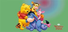 Winnie the Pooh Poster Length: 800 mm Height: 500 mm  SKU: 1913