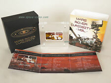 Togo 2014, Mars Meteorite, Mars Rover Curiosity, ONLY 300! Silver, 1000 Francs