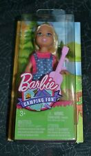 2016 NEW BARBIE / CHELSEA CAMPING FUN CHELSEA SING ALONG DOLL