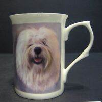 Havanese Dog Fine Bone China Mug Cup Beaker