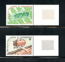 Malaysia 1977  #422-3  insects grasshopper beetles   2v.   MNH   H619