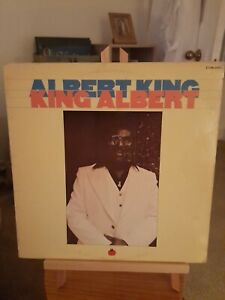 Albert King ‎– King Albert - classic blues vinyl