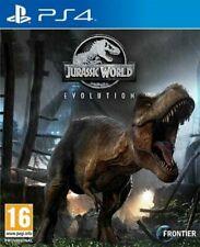 Jurassic World Evolution (PS4, 2018)