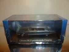 NOREV ATLAS PRESIDENTIAL CARS CITROEN DS 21 CHAPRON  - UNUSED IN SEALED BOX