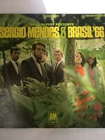 Sergio Mendes Brasil 66 A&M SP 4116 P VG+/VG+ Pop Jazz Vinyl Record LP