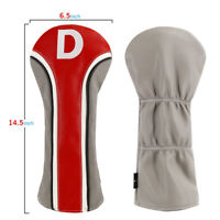 Golf Club Driver Head Cover Headcover NEW Taylormade Golf M1 M2 Tour USA Seller