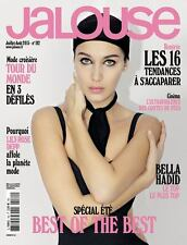 JALOUSE #182 07/2015 BELLA HADID Lily Rose Depp DIANA MOLDOVAN Alice Moitie @New