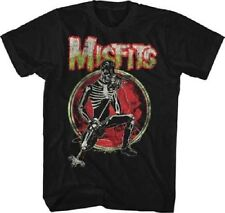 MISFITS - Legacy Of Brutality Distressed T-shirt - Size Large L - Punk Danzig *