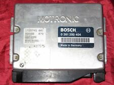 Remapped BOSCH 0261200404 GENUINE. M60B40 Non EWS ECU. E38, E34 740i, 540i