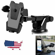 Hot 360° Windshield Dashboard Sucker Car Mount Holder Stand For IPhone Samsung