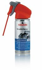 NIGRIN Graphit-Spray 100ml Gaphit Puder / Pulver