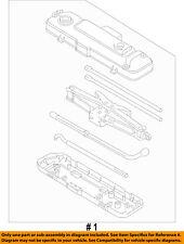 FORD OEM 11-14 F-150-Jack Assembly EL3Z17080A