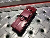 1969 Hotwheels Original Challenger Dragster Redline