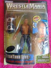 NIP The Rock Back Alley WF WWF World Wrestling Federation  Titan Tron Live