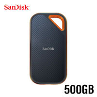 SanDisk 500GB Extreme Pro Portable SSD USB 3.1 Gen 2 SDSSDE80