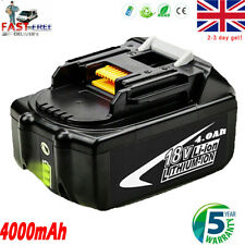 FOR Makita BL1840B 18V Lithium-Ion Battery LXT BL1850 4.0AH BL1860 Led Indicator