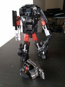Transformers combiner wars Trailbreaker 100% complete