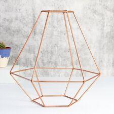 copper lampshades and lightshades ebay. Black Bedroom Furniture Sets. Home Design Ideas