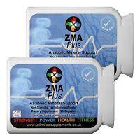 STRONGEST STRENGTH ZMA ANABOLIC TESTOSTERONE BOOSTER, ZINC,MAGNESIUM, 180 CAPS