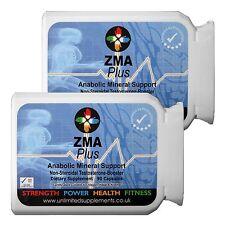 Massima resistenza vitaminico-minerale Anabolizzanti Testosterone Booster, zinco, magnesio, 180 caps