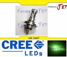 CREE LED 30W HS1 30W GREEN ONE BULB HEAD LIGHT SHOW LAMP PLUG PLAY BIKE OFF ROAD