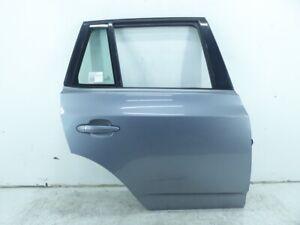201131 BMW X3 (E83) Tür rechts hinten Silbergrau Metallic