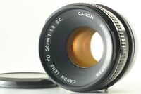 [ Exc ++++ ] Canon Standard Lens FD 50mm F/1.8 S.C. from Japan #027