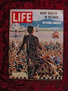 LIFE Magazine October 22 1965 Vietnam Mary Martin Patricia Neal Roald Dahl