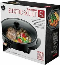 Chefman 3 in 1 Electric Grill Pot & Skillet