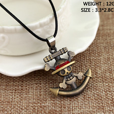 Fashionable ONE PIECE Necklace Alloy Necklace Cosplay 1pcs