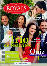 Mariage AMADEO_CARL PHILIP & SOFIA_Baptême AMALIA_COMTE DE PARIS ROYALS ©TBC