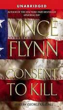 Consent to Kill: A Thriller-ExLibrary
