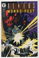 Aliens: Mondo Pest #[nn] (Feb 1996, Dark Horse) [One-Shot] Gilroy del Carmen X