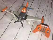 Disney Planes You Command Dusty Crop hopper vehicle Thinkway Toys WORKS