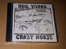 NEIL YOUNG - ZUMA - CD SIGILLATO (SEALED)