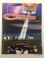 Cadence Mobile Audio 2003 Amplifier Speaker Crossover Catalog Brochure 32 Pages