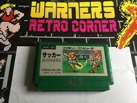 Soccer Nintendo Famicom Ntsc J Retro Video Game Japan Nes