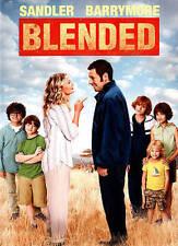 BLENDED (BRAND NEW / FACTORY SEALED) (DVD 2014 WITH DIGITAL COPY ULTRAVIOLET)