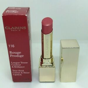 Clarins Rouge Prodige True-Hold Colour & Shine Lipstick 116 Coral Tulip