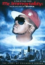 USED (VG) Mr. Immortality: The Life And Times of Twista (2011) (DVD)