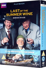 Last Of The Summer Wine Complete Series 21 & 22 DVD BBC TV Comedy Drama New