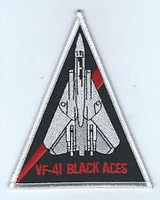 VF-41 BLACK ACES F-14 patch