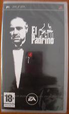 El Padrino [UMD] PlayStation Portable / PSP Pal-España ¡¡NUEVO Y PRECINTADO!!