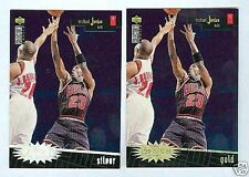 Michael Jordan 1996/97 NBA Crash Redemption SILVER S.2
