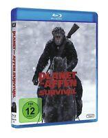Planet der Affen: Survival - Teil: 3 der Reboot-Trilogie [Blu-ray/NEU/OVP]